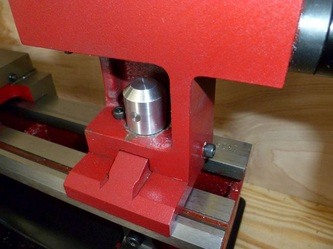 Tailstock Modifications On A Mini Lathe Stephen Fair